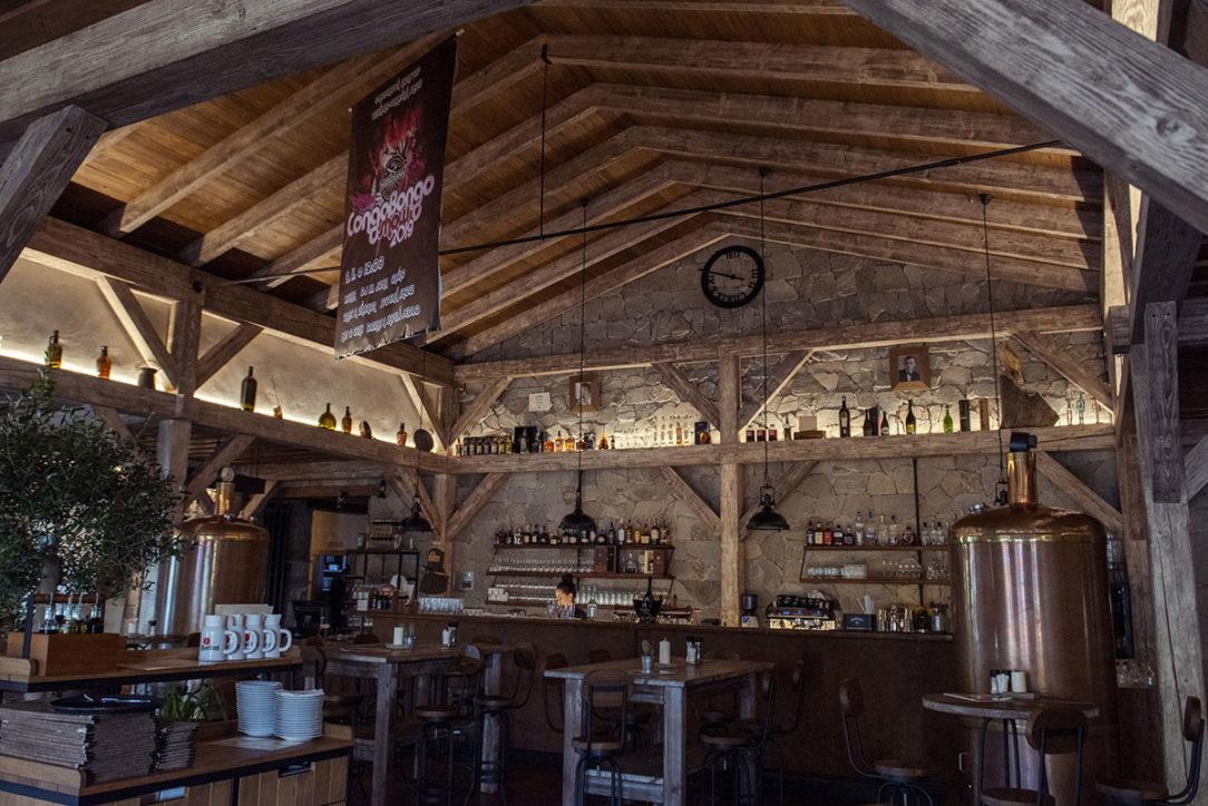 reštaurácia Meridiana