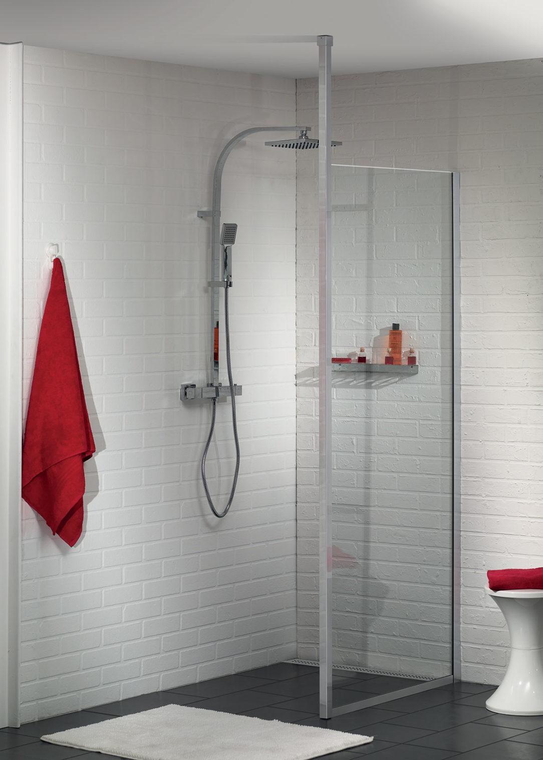 Sklené sprchové kúty sú krásne, problém je len čistenie skla a tým sa sprchový kút môže stať nočnou morou každej gazdinky. Našťastie je na trhu moderné bezúdržbové sklo, na ktorom sa nečistoty či stopy po kvapkách vody neudržiavajú.