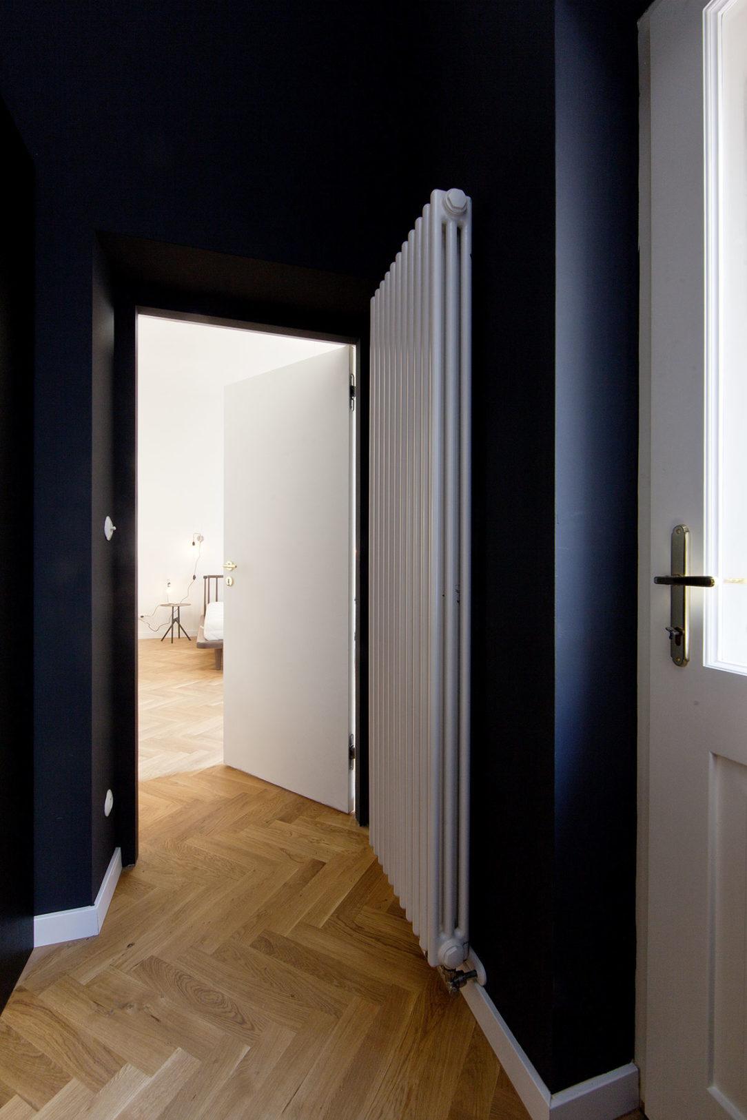 Zehnder Charleston ponúka veľkú variabilitu rozmerov aj farieb a umožňuje nezvyčajnú slobodu pri plánovaní interiéru.