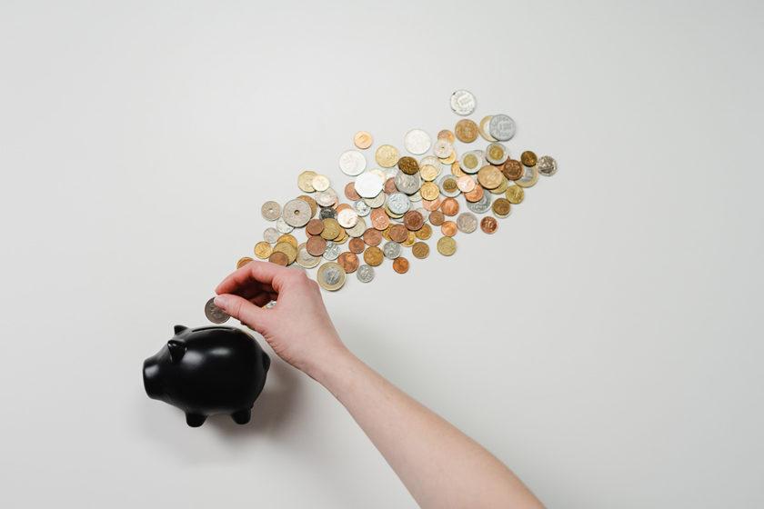peniaze, sporenie