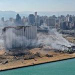Bejrút po výbuchu