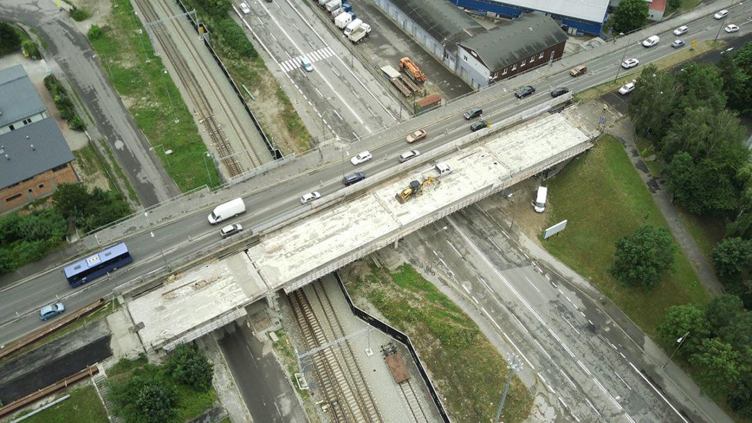 Mostný objekt SO 202 – súčasný stav