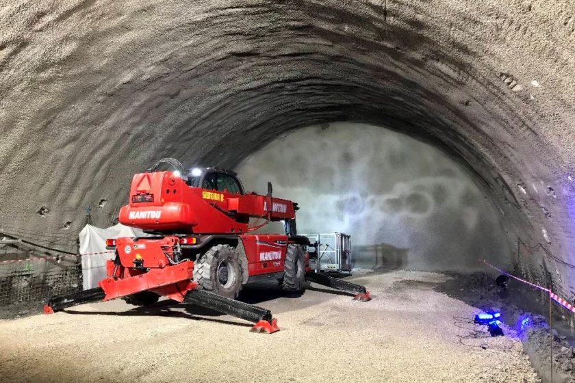 tunel Milochov