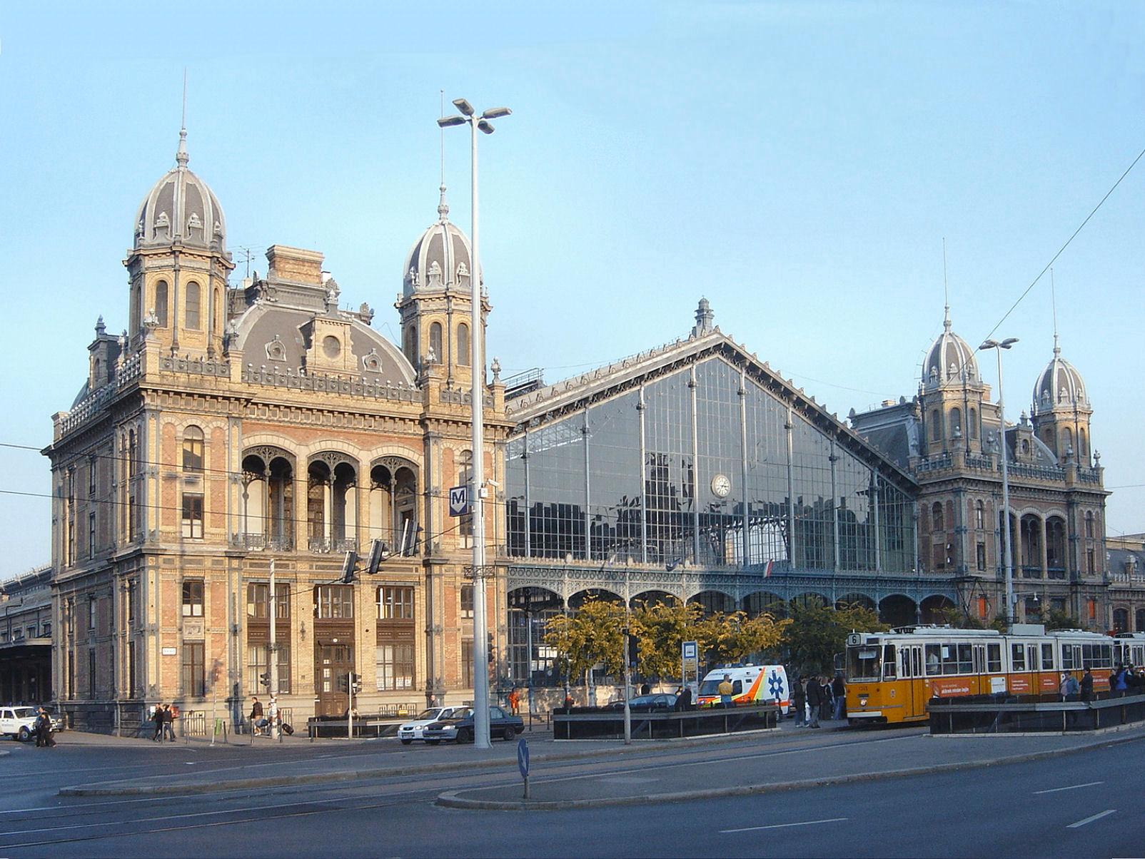 Budapest West Station