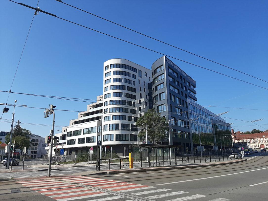 Polyfunkčný komplex Business Centre Košice III