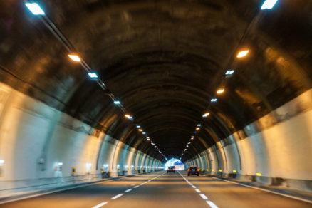 tunel, dialnica