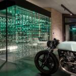 interierovy dizajn, motorka