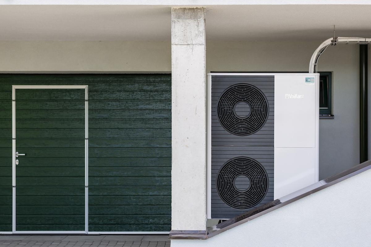 Splitové tepelné čerpadlo typu vzduch – voda