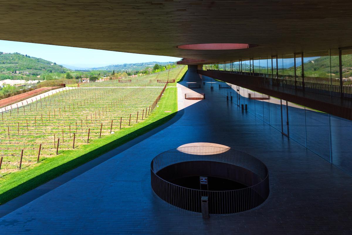 vinarska architektura, toskansko