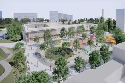 vitazny navrh, zvolen, obcianska stavba