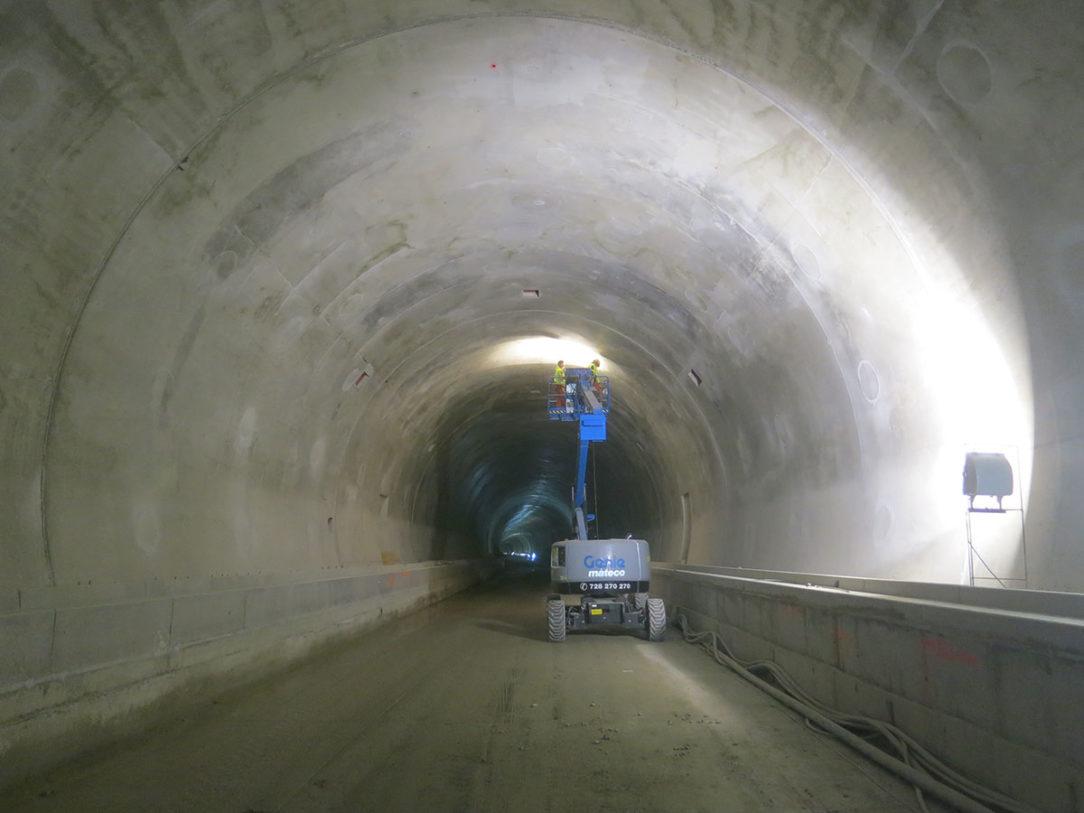 Tunel Prešov
