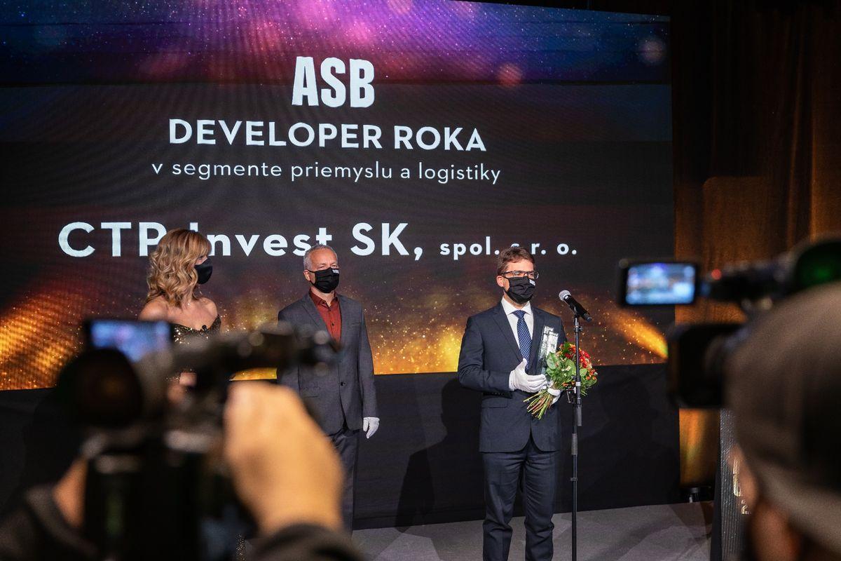 Jarka Lajčáková – Hargašová; Oto Bortlík, ise; Stanislav Pagáč, CTP Invest SK