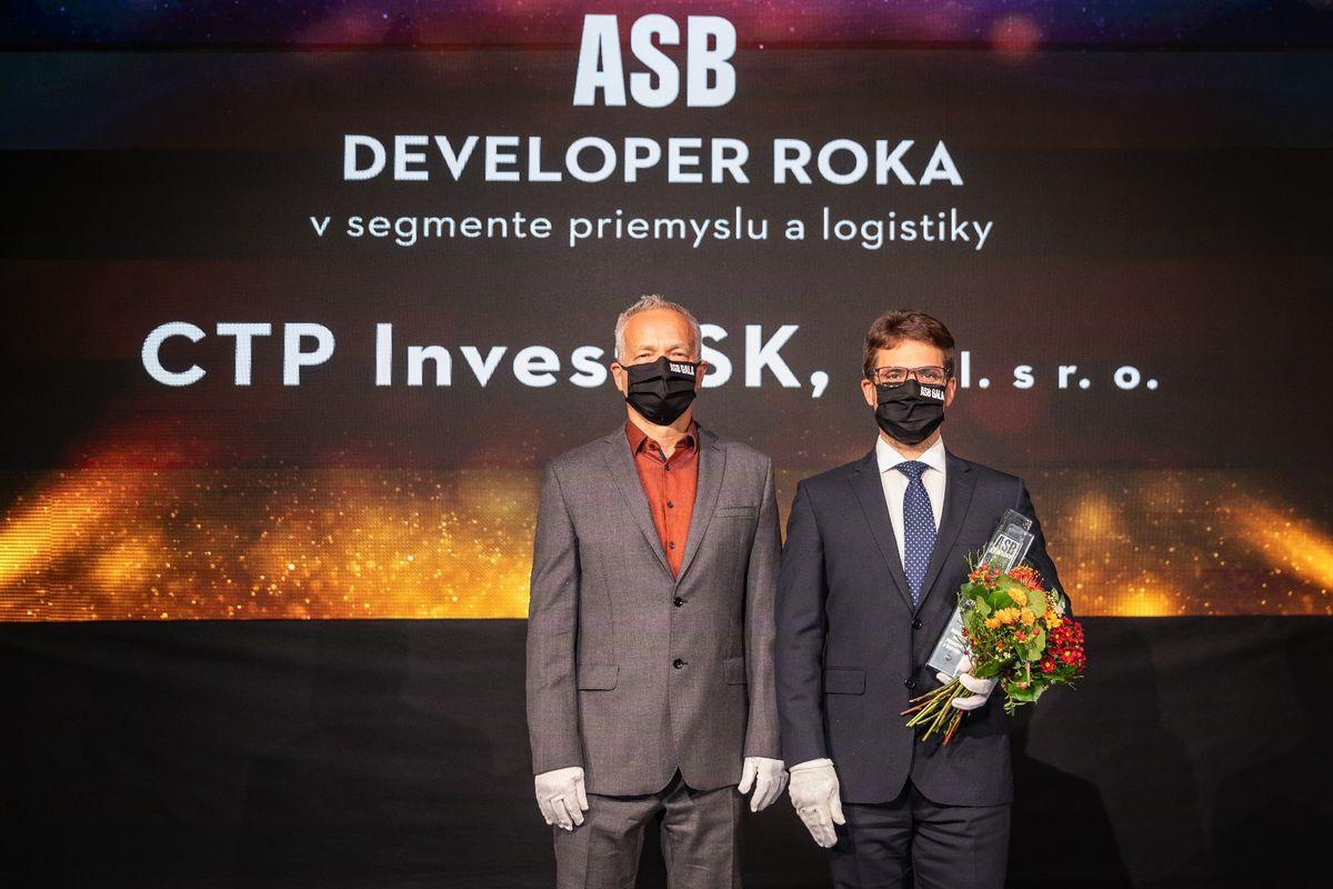 Oto Bortlík, ise; Stanislav Pagáč, CTP Invest SK