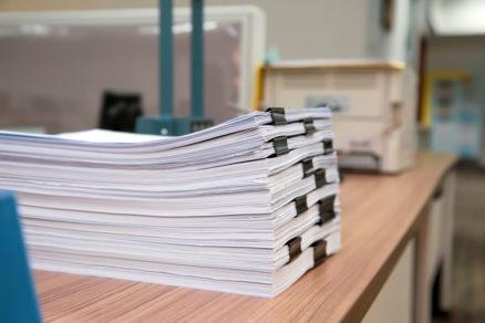 papier, zivnost, dokumenty