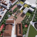 urbanizmus, obcianska stavba