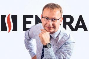 Ing. Dušan Slobodník generálny riaditeľ spoločnosti ENBRA SLOVAKIA s.r.o.