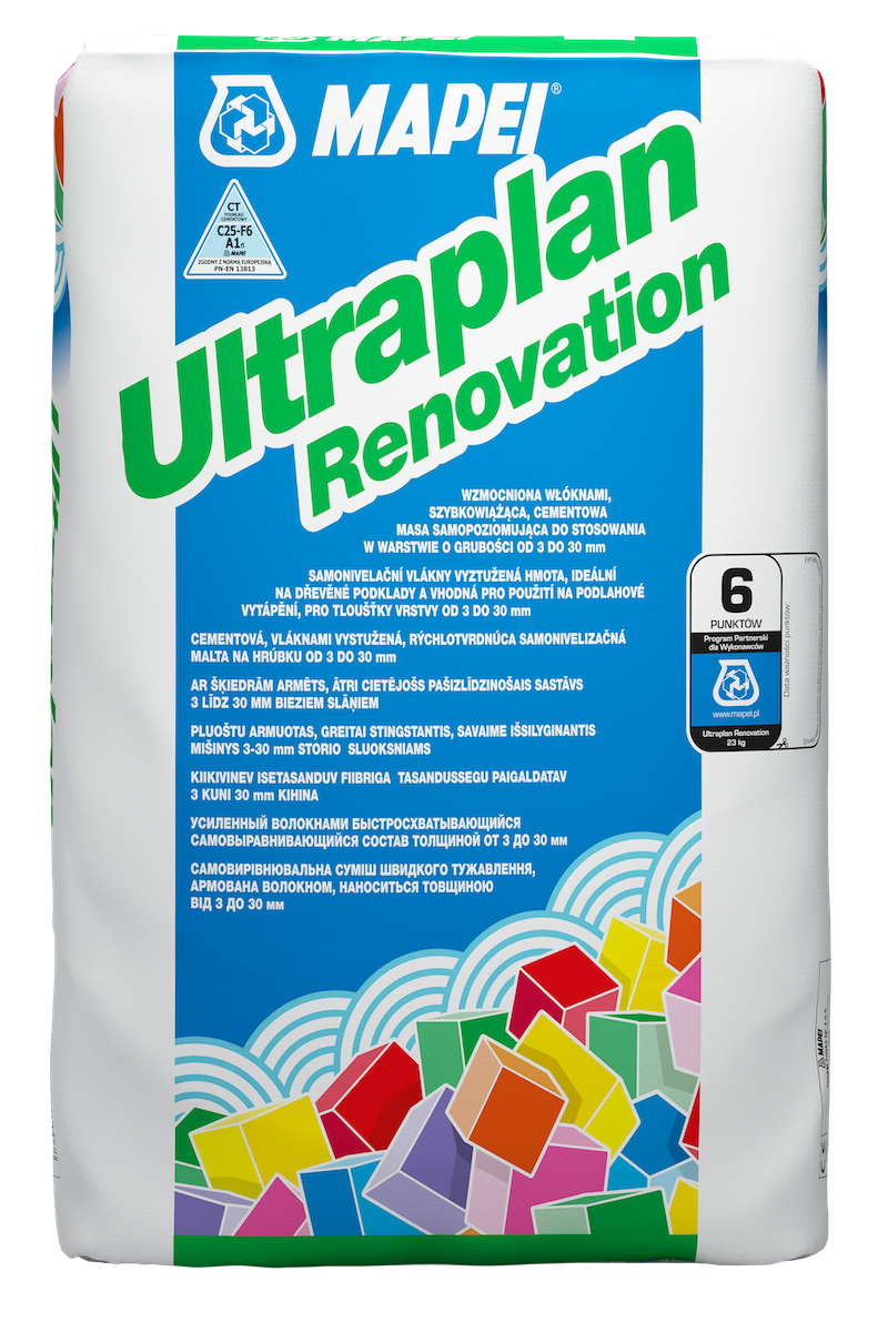 Ultraplan Renovation