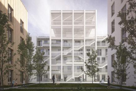 urbanizmus, architektura