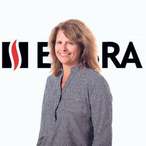 Jana Morháčová vedúca oddelenia rozpočítavania spoločnosti ENBRA SLOVAKIA s.r.o.