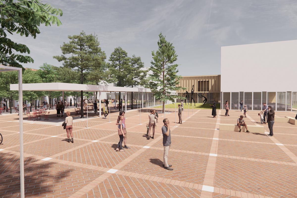 1. miesto: young.s architekti: Estetické a dispozičné riešenie návrhu porota hodnotila vysoko.