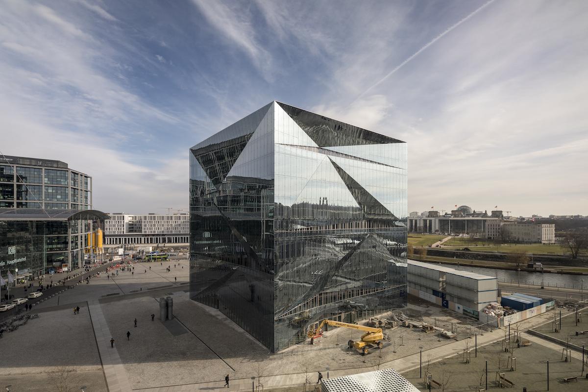 Budova získala aj certifikát udržateľnosti DNGB Gold.