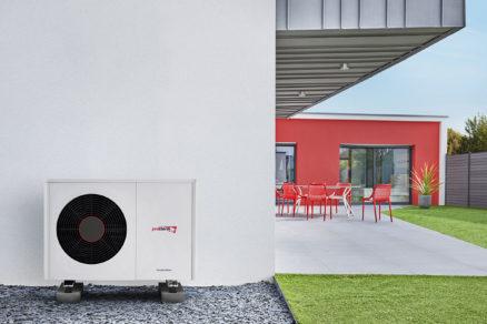 Tepelné čerpadlo GeniaAir Mono vzduch/voda