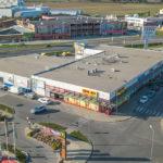 Retail park Zvolen
