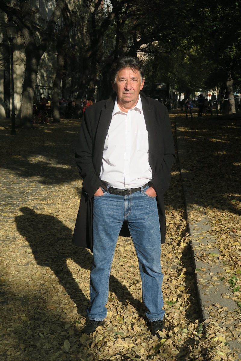 Ján Budaj – minister životného prostredia Slovenskej republiky