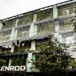 """""""Zelené"""" riešenia vníma ateliér Architekti Šebo Lichý ako súčasť konceptu. Sídlom ateliéru je WALLENROD v Bratislave."""