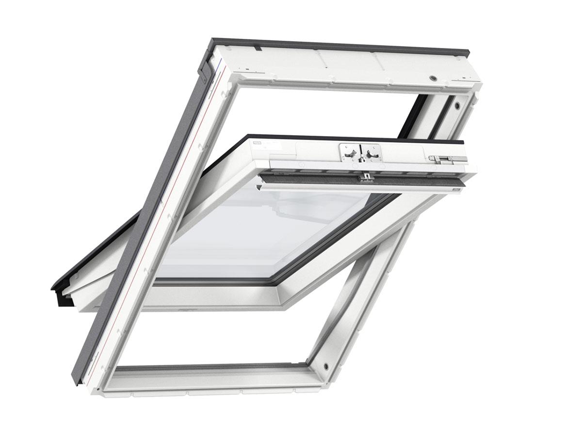 Strešné okno VELUX GLU s novým zasklením 64