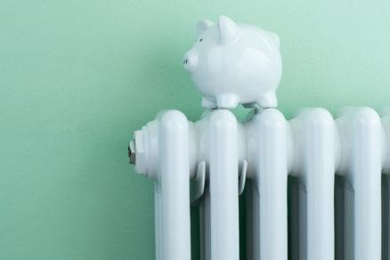radiátor úspory