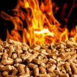 pelety biomasa horenie