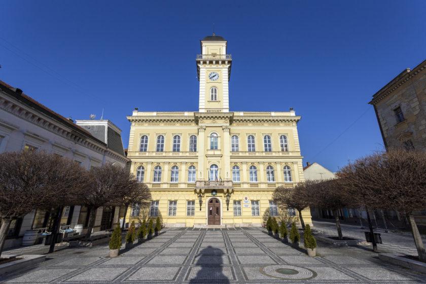 Mestský úrad Komárno, historická budova