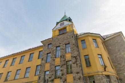 Banská Štiavnica, gymnázium