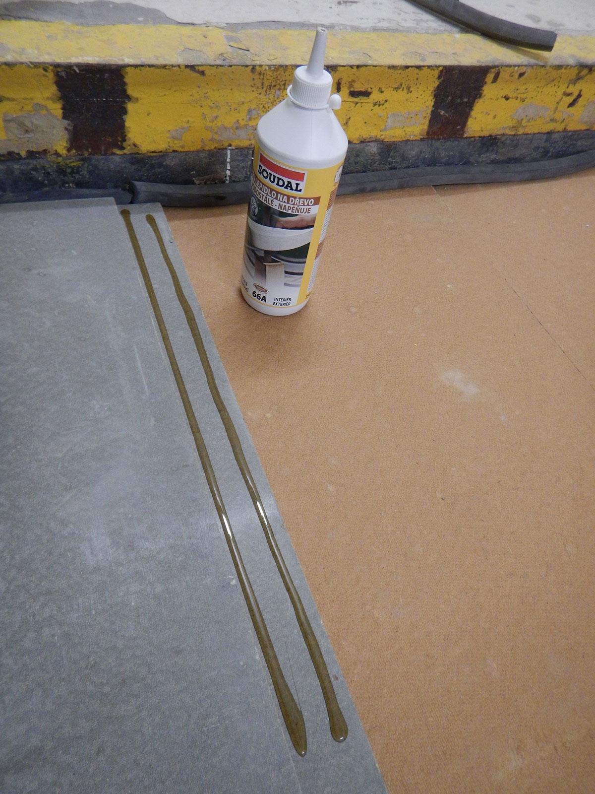 podlahové prvky z cementotrieskových dosiek CETRIS®