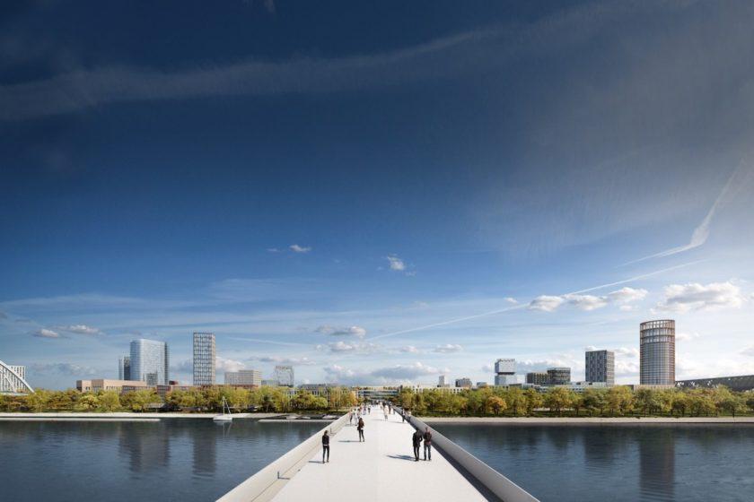 Aj takto môže vyzerať nový promenádny most Lido