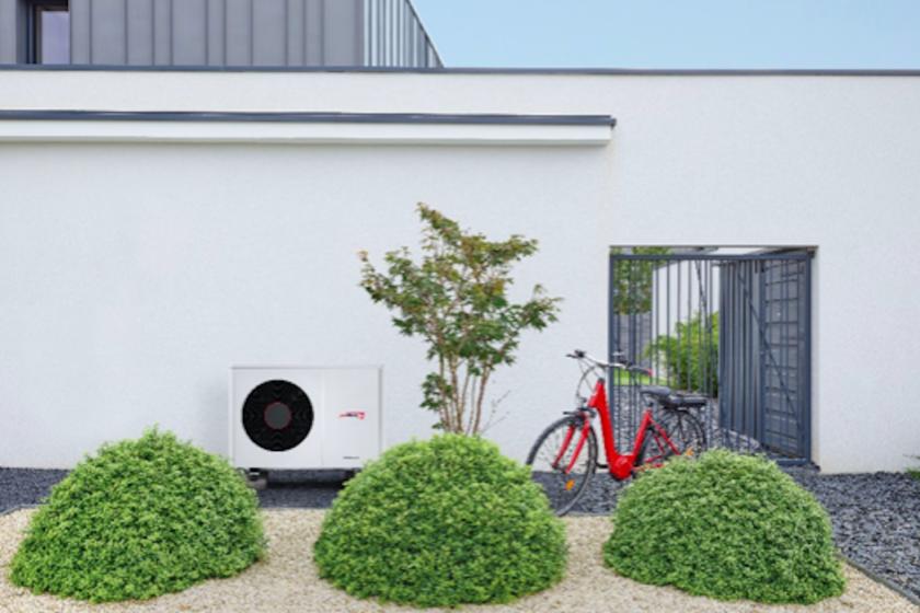 Monoblokové tepelné čerpadlo typu vzduch/voda