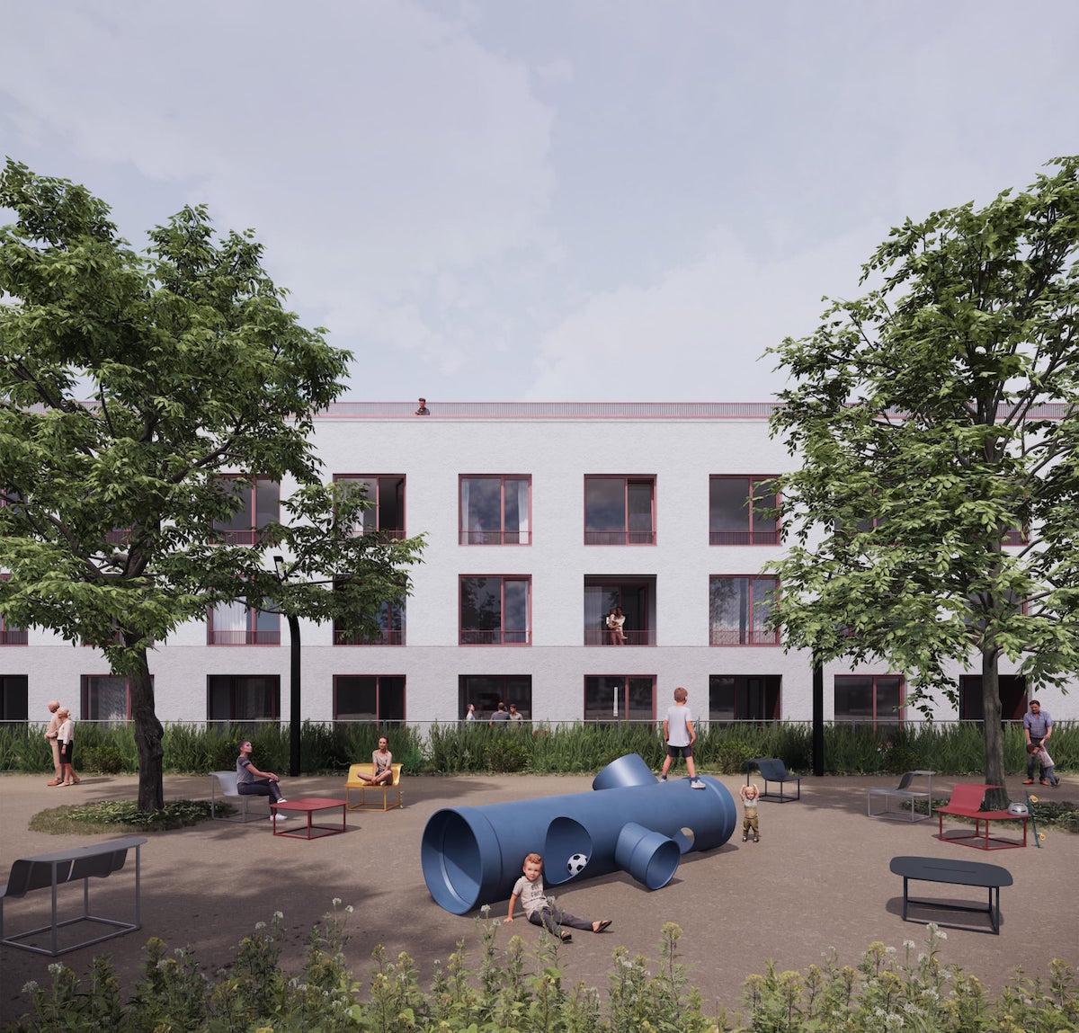Porota sa pri hodnotení zamerala na komplexnú kvalitu architektonicko-urbanistického riešenia, ekonomickú realizovateľnosť a udržateľnosť projektu.
