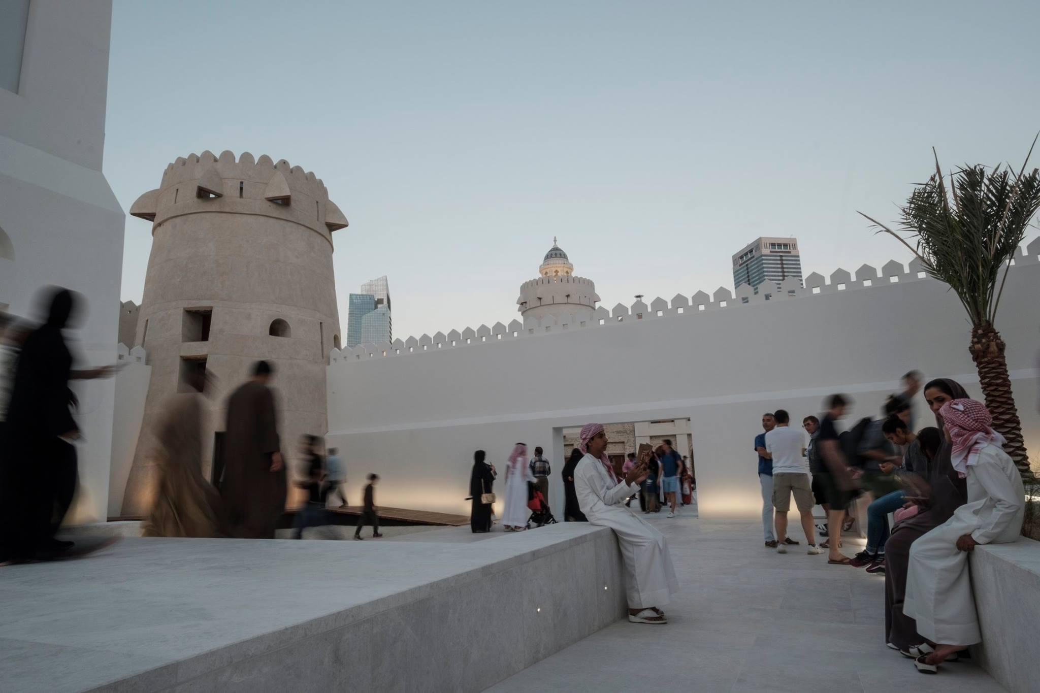 Pevnosť bola pôvodne postavená vroku 1780 na ochranu sladkovodnej studne.