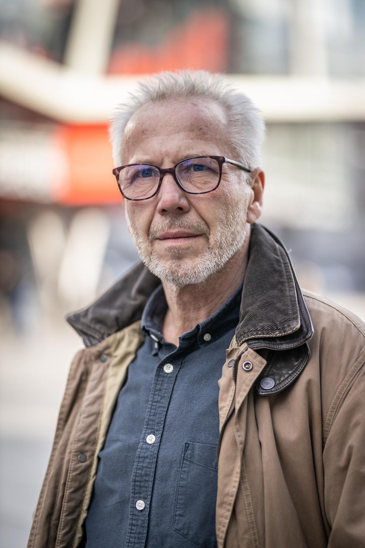 Architekt Dušan Fischer.