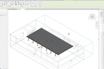 MEA projektování v BIM nerez 1