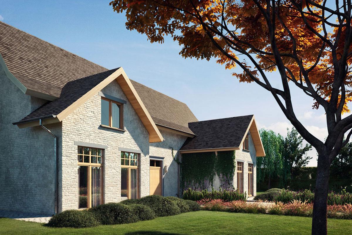 Vlastnosti profilového systému Elegant zvyšujú kvalitu vnútorného prostredia i energetickú hospodárnosť budovy.