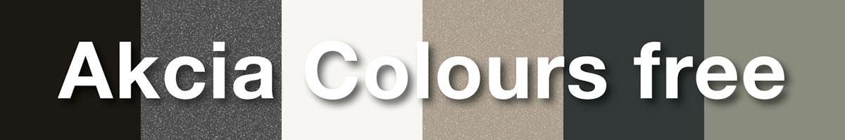 Využite akciu Colours free, v rámci ktorej môžete ušetriť, pretože 10 najobľúbenejších kúpeľňových radiátorov v 6 farbách môžete získať za základnú cenu bieleho radiátora.
