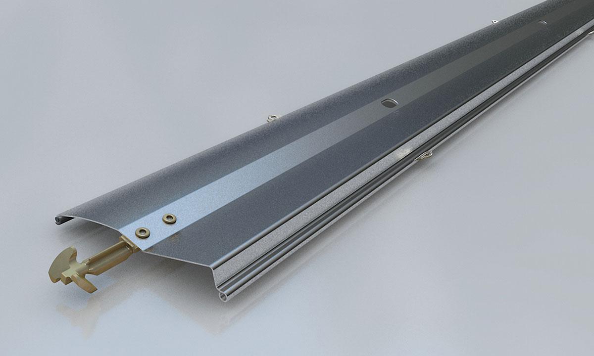 ZALUZIE Z70 silver 9007