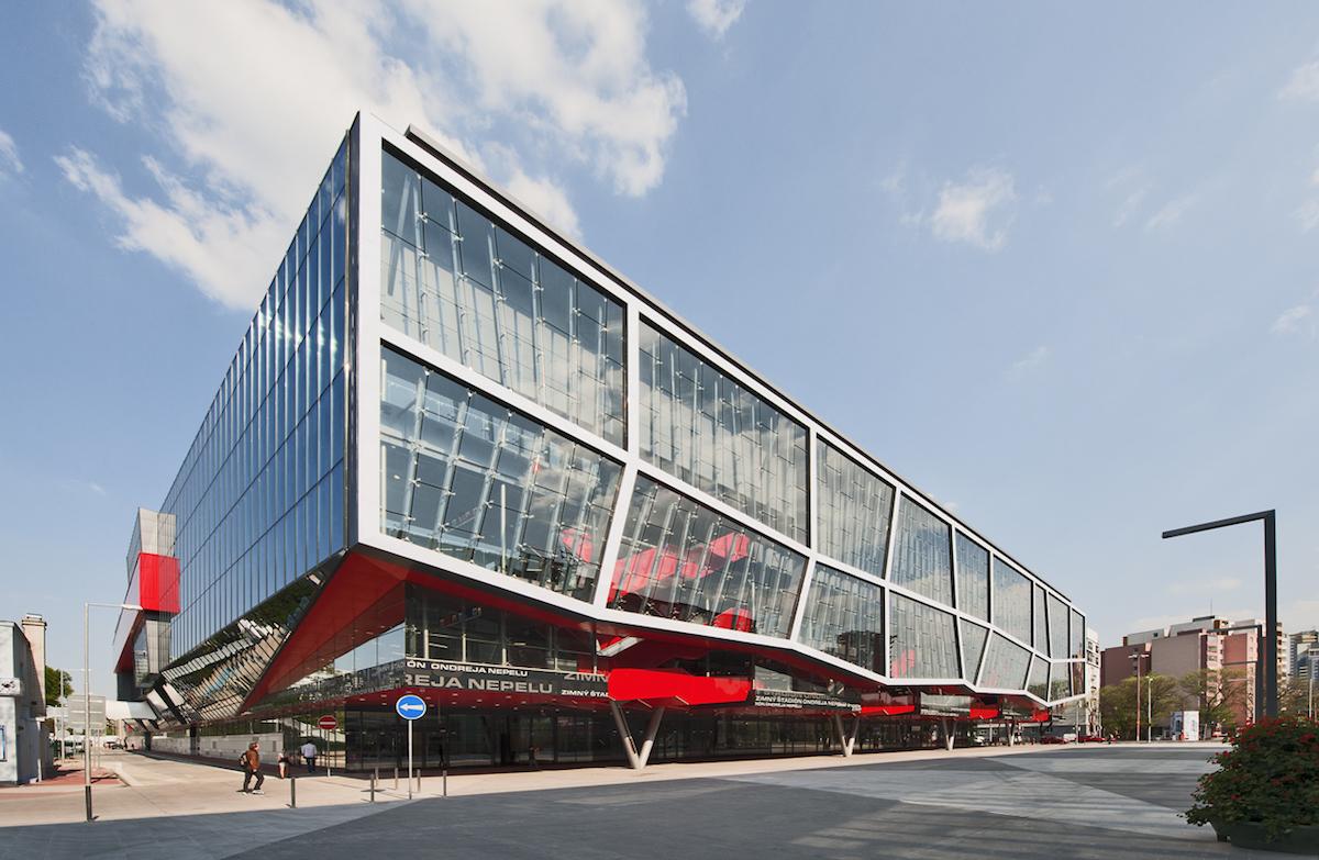 Rekonštrukcia Zimného štadióna Ondreja Nepelu, Bratislava, (2011). Investor, Bratislava, hlavné mesto SR.