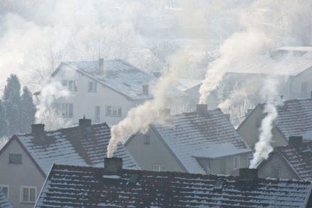 Dymiace komíny rodinných domov