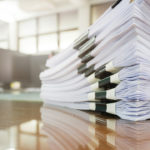 dokumenty, papiere