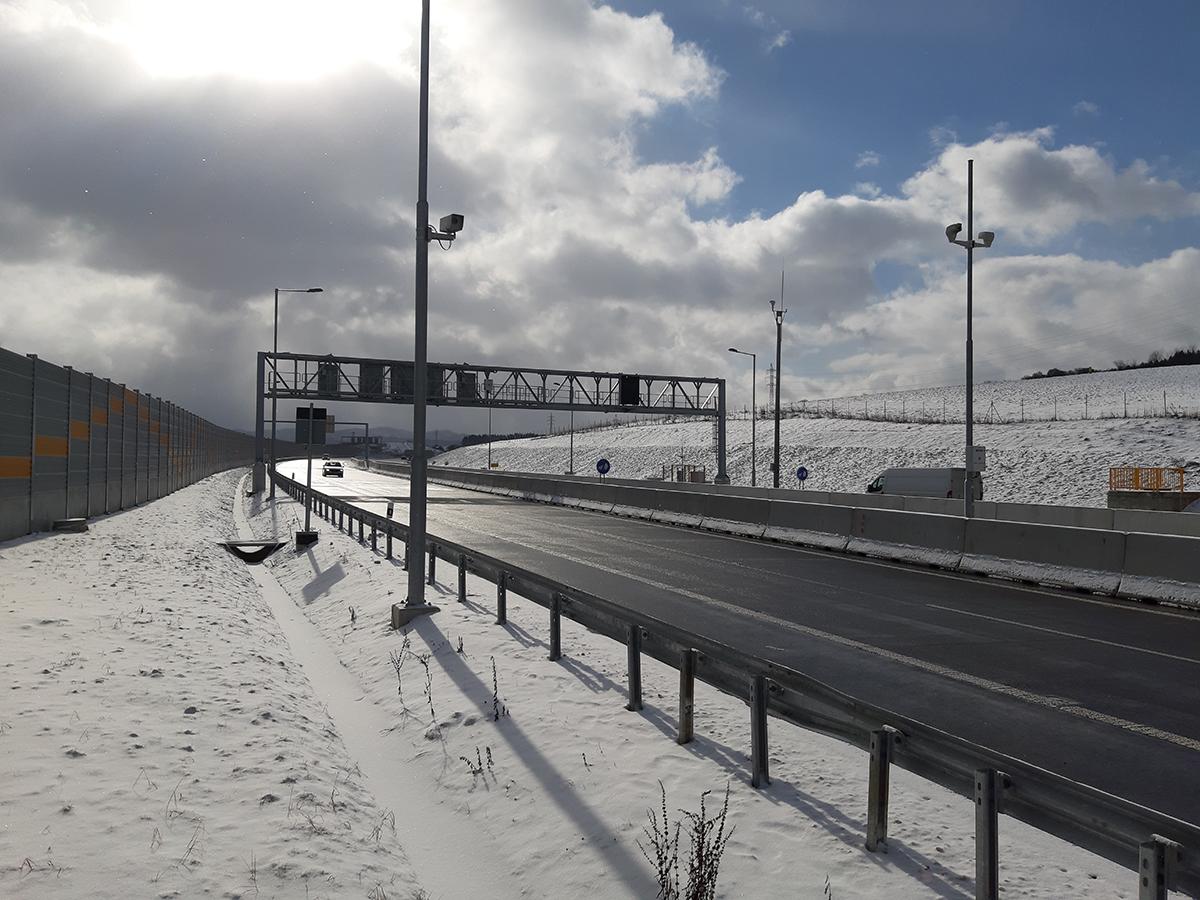 07 Úsek diaľnice D1 Hričovské Podhradie Lietavská Lúčka po uvedení do prevádzky 1