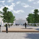 Architektonická overovacia štúdia revitalizácie priestoru pri radnici v Prievoze