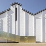 Budova múzea histórie Oliva Artés v Barcelone.